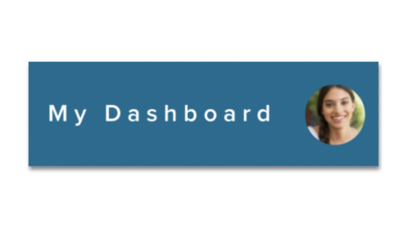 Dashboard Button